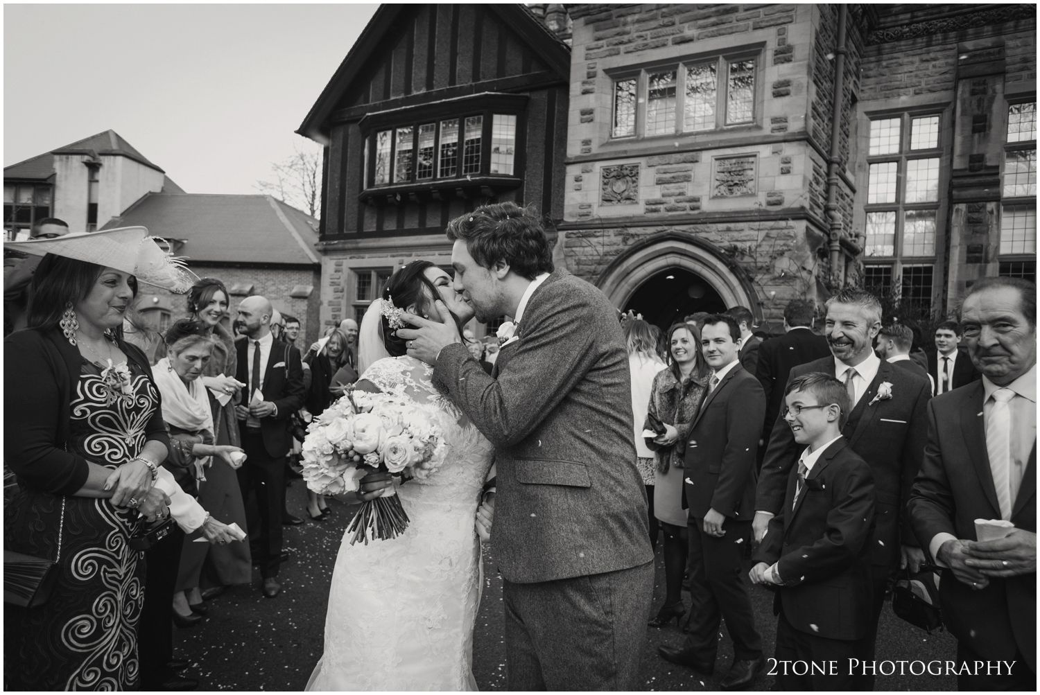 confetti at Jesmond Dene House Hotel