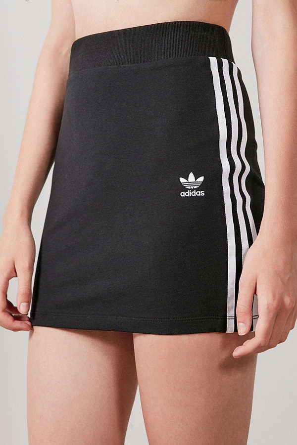 9cbe15d8f adidas Originals 3 Stripe Mini Skirt | WISH | Skirts, Mini skirts ...