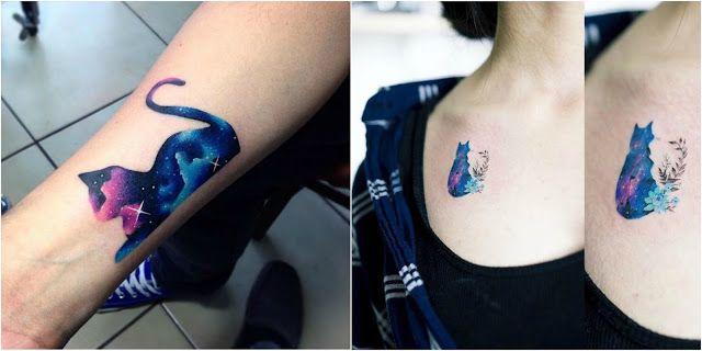 Tatuagens INCRÍVEIS para amantes de gatos | Hey, Júlia!