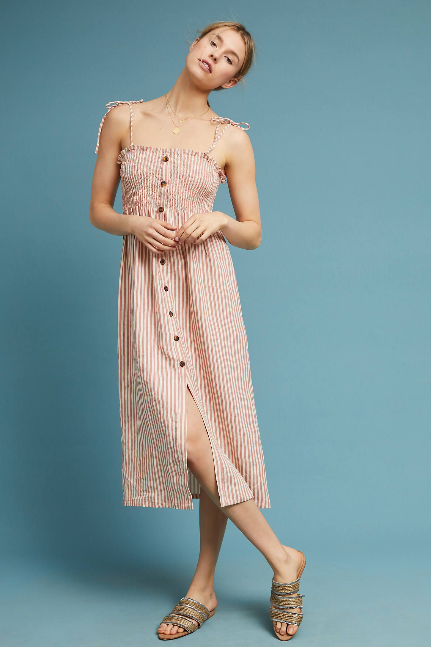 95d670876850 Airy summer dress from Faithfull | Summer Vacation Style in 2019 ...