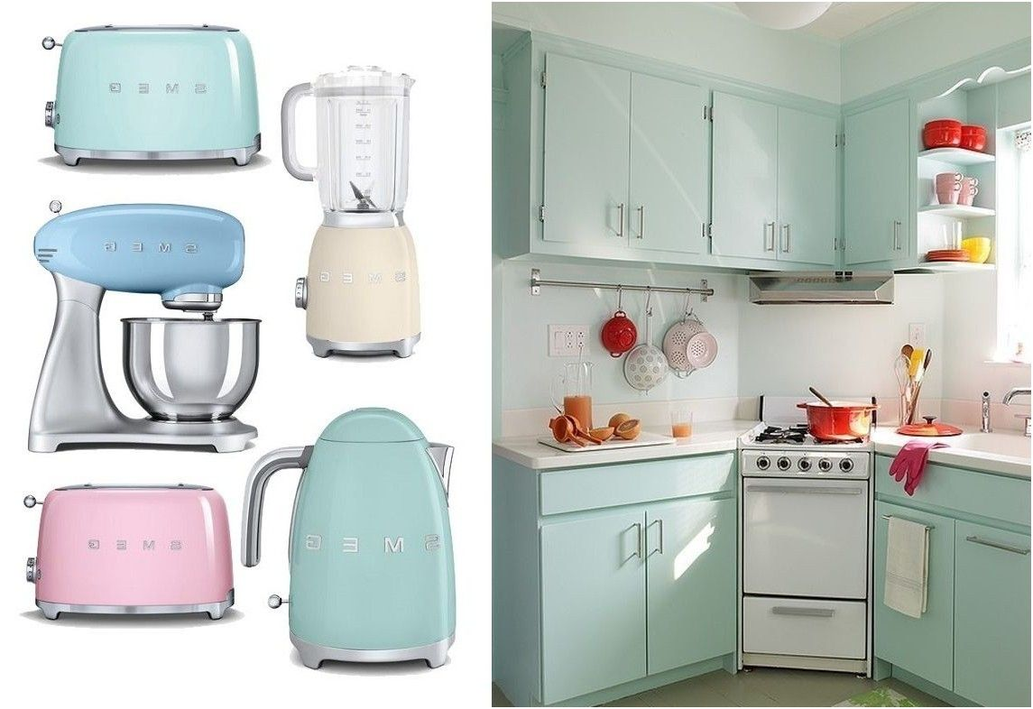 Awesome Retro Kitchen Liances Images Amazing Home Design From Antique Style