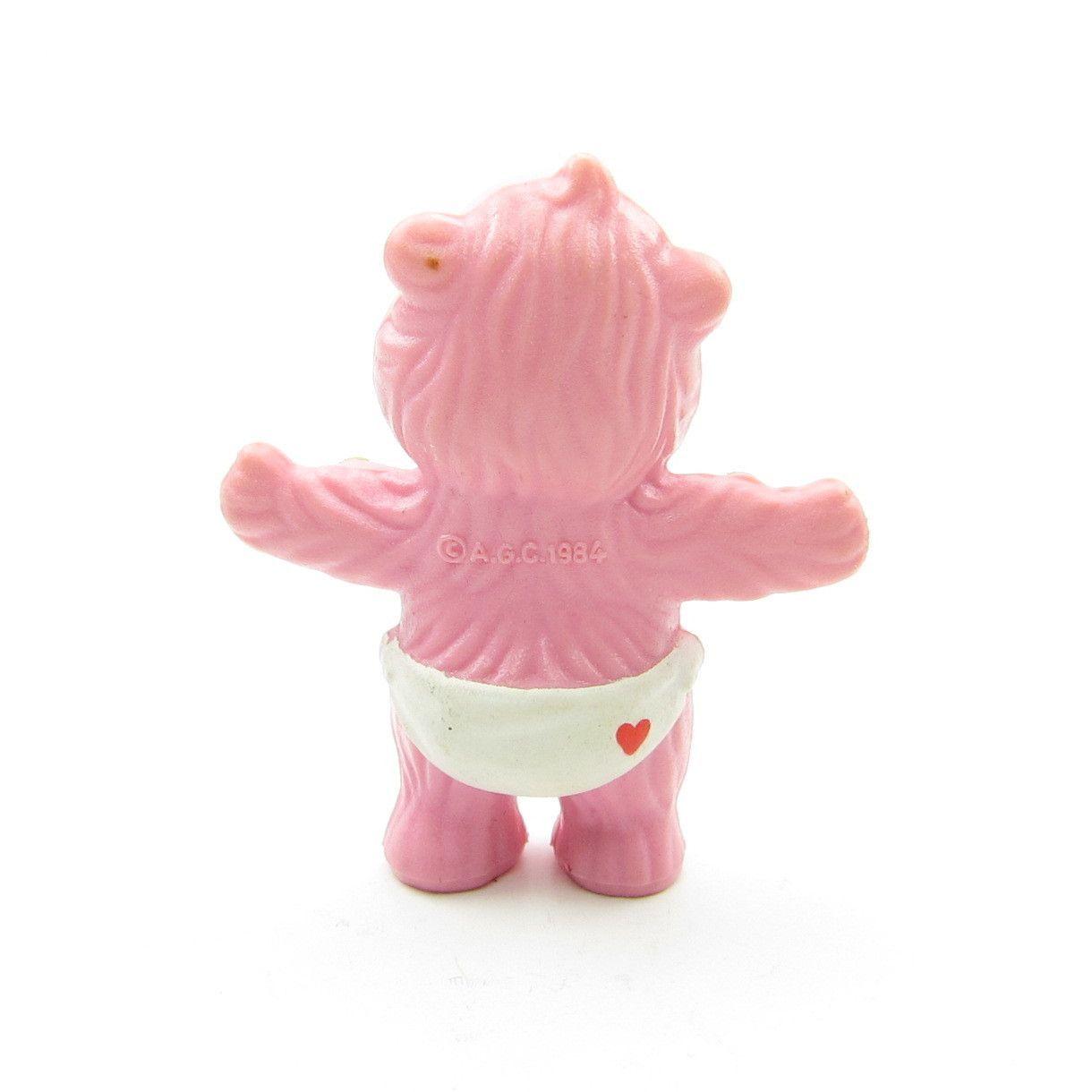 Baby Hugs Bear Making Paper Dolls Care Bears Miniature Figurine #dollcare
