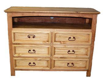 6 Drawer Dresser Tv Stand Stands Bedroom