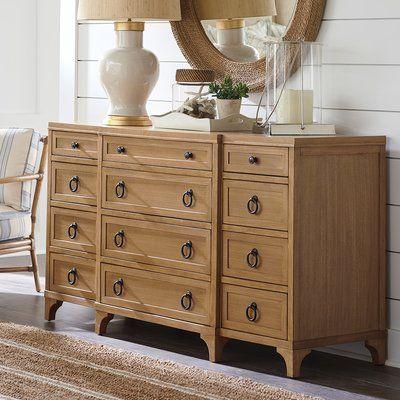 Barclay Butera Newport 12 Drawer Dresser 12 Drawer Dresser