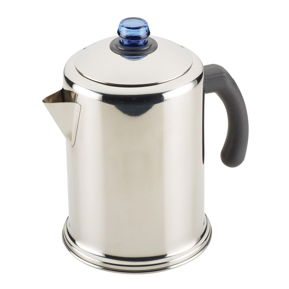 Farberware Classic Stainless Steel Coffee Percolator 12 Cup