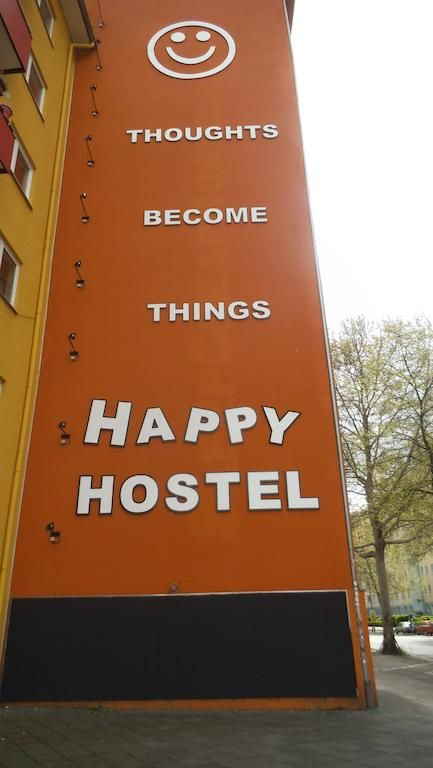 """I think they meant """"Dreams Become Reality"""" but google translate screwed them. (Hostel in Berlin)"""