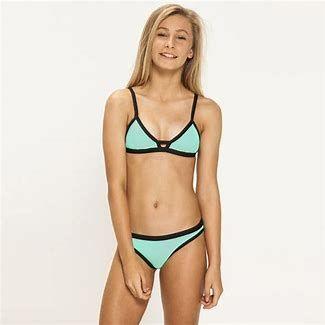 Young teen girls bikinis simply