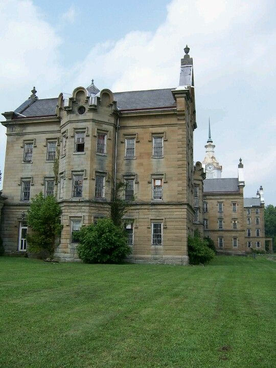 Weston West Virginia Lunatic Asylum Took The Ghost Tour It Was Seriously Creepy West Virginia Abandoned Prisons Abandoned Asylums