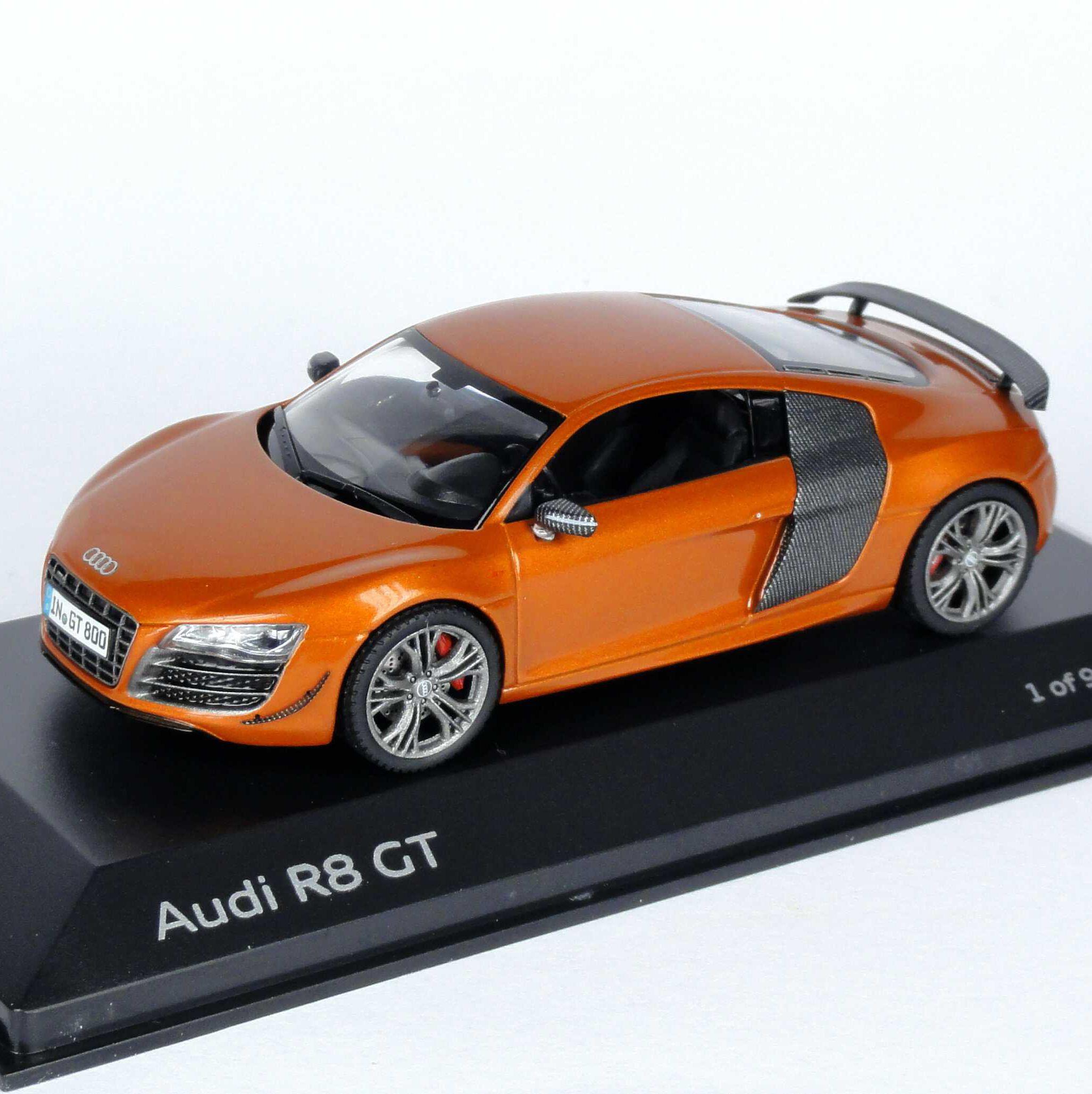 Spielzeug Audi