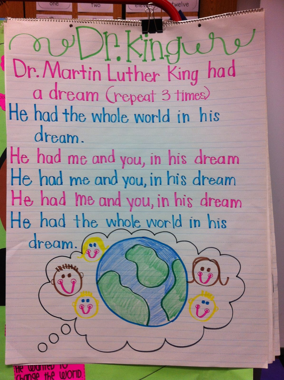 Welcome To Room 36 Martin Luther King