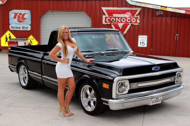 1969 Chevrolet C10 Cool Cars Pickup Trucks Trucks