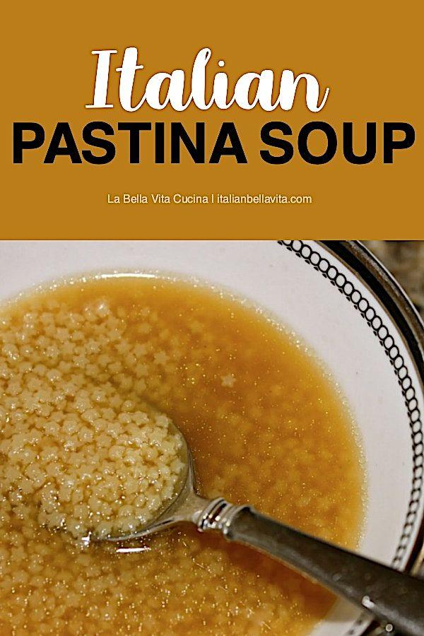 Recetas Con Pastina