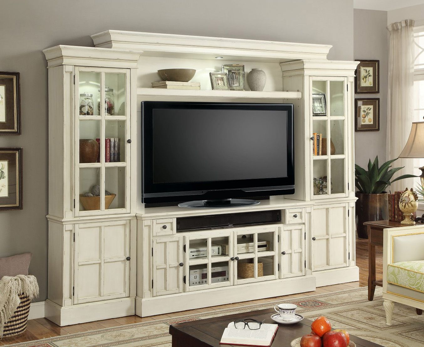 How To Choose An Entertainment Center Media Furniture