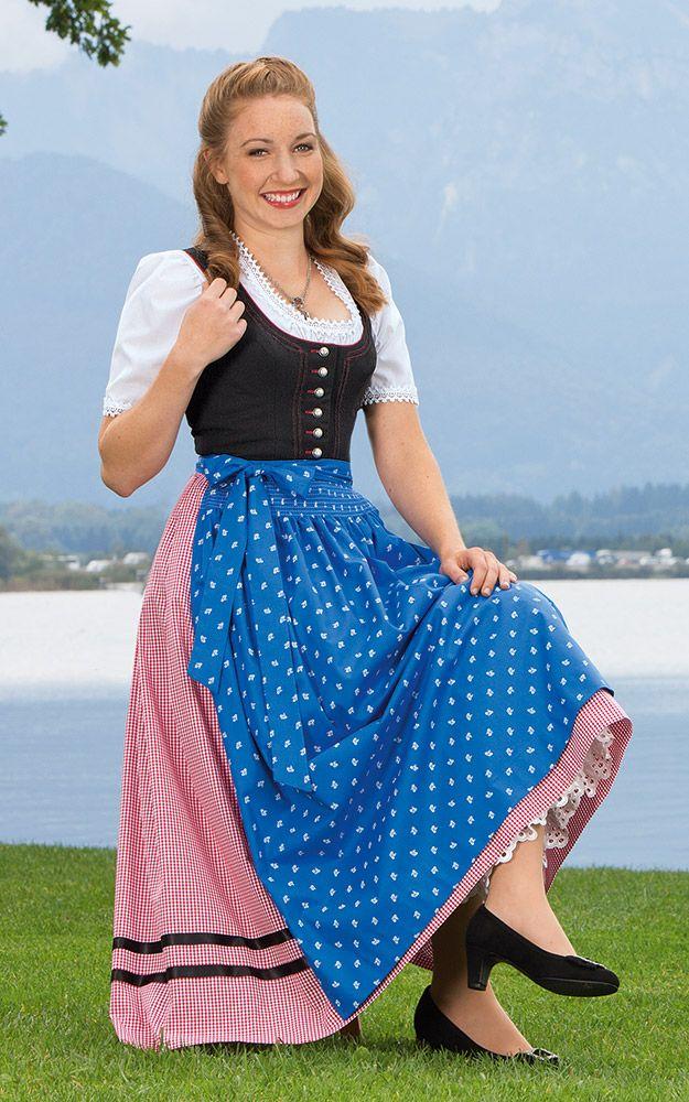 0d2f1fa9f1db09 Chiemseer Dirndl & Tracht Online Shop - Blusendirndl Mondsee, ohne Schürze