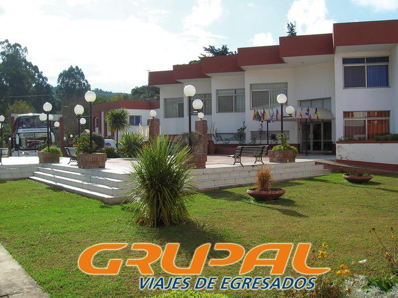 Grupal Egresados Te Lleva Al Hotel Del Lago Ubicado En El