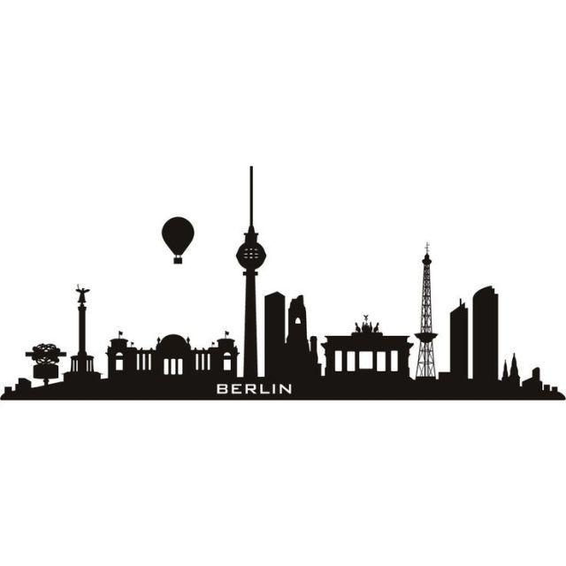 Pin von Melissa Bradley auf Places Berlin skyline