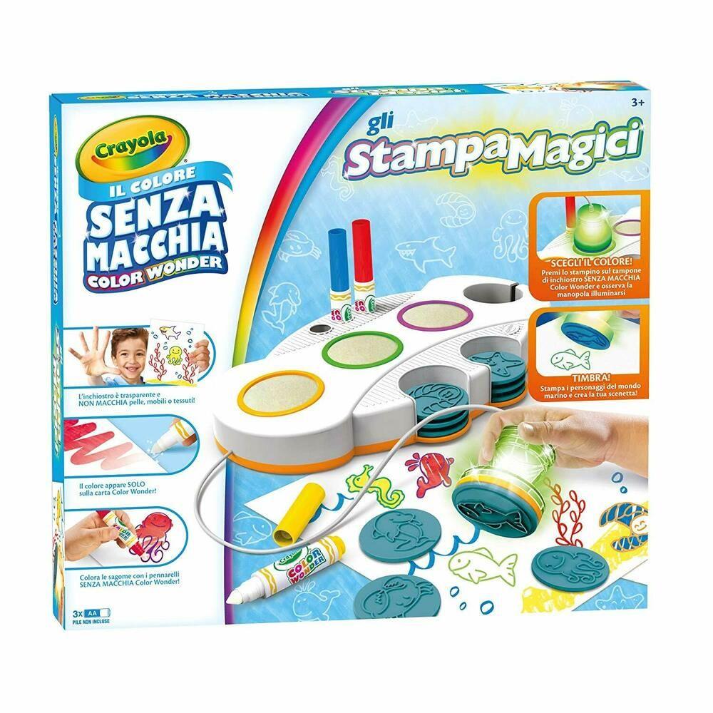 Macchie Di Pennarello Su Tessuto ebay #sponsored 1160398-crayola color wonder gli