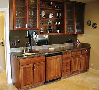 basement wet bar wall. Entertainment room finished facade wet bar  Basement Ideas
