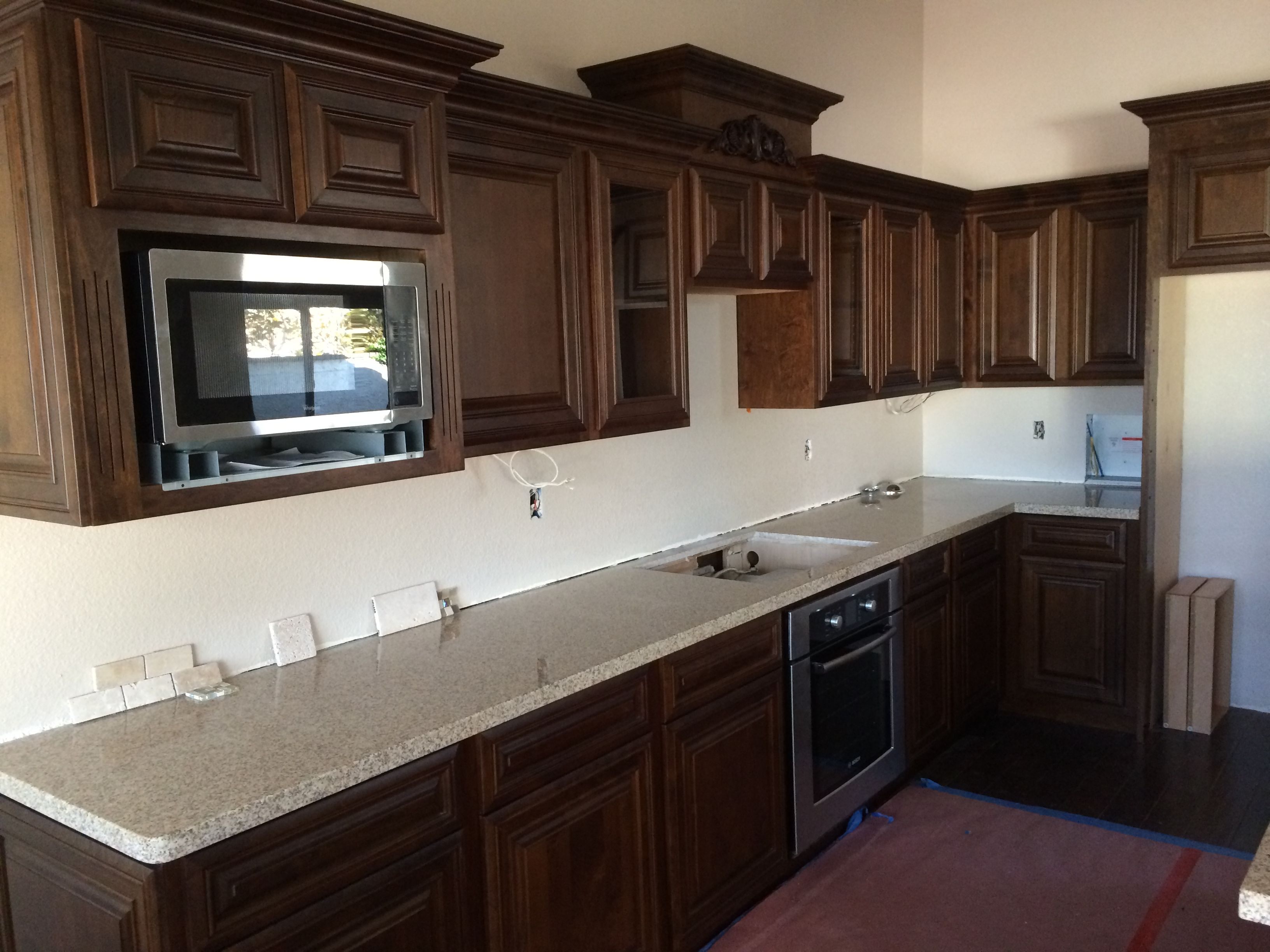 Vrieling Woodworks Crown Molding Temecula Ca Refacing Kitchen Cabinets Alder Cabinets Molding Installation