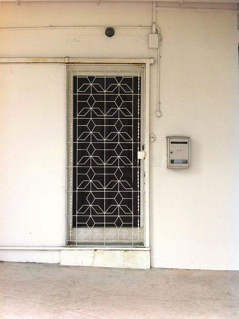 Gates Of Tiong Bahru Iron Gate Door Grill Front Door