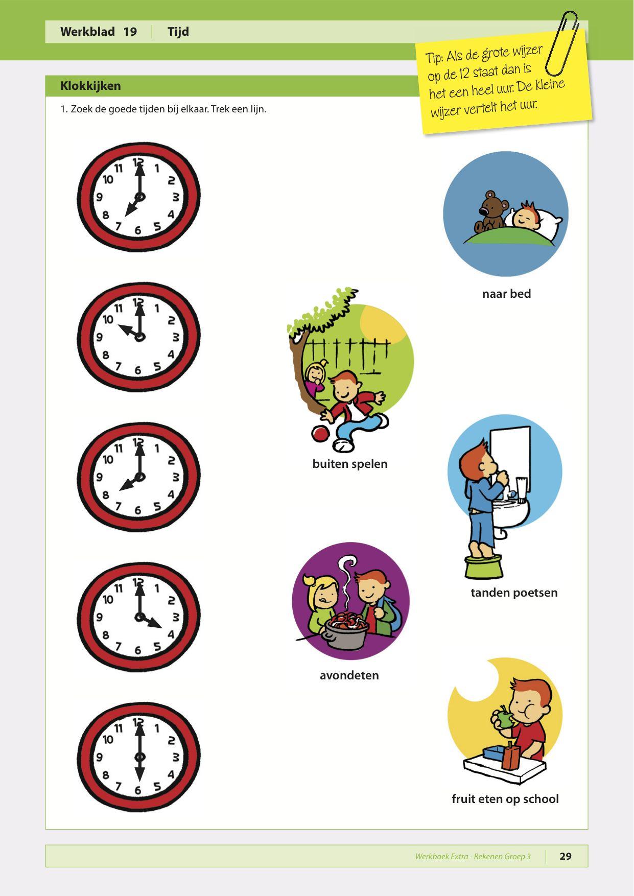 Brainzatwork Media Afbeeldingen Rekenen Groep 3