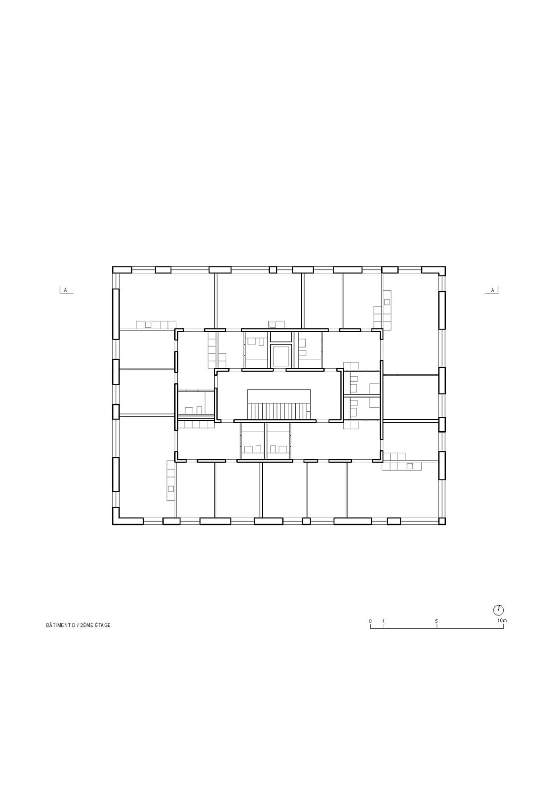 frundgallina social housing carouge – Social Housing Plans