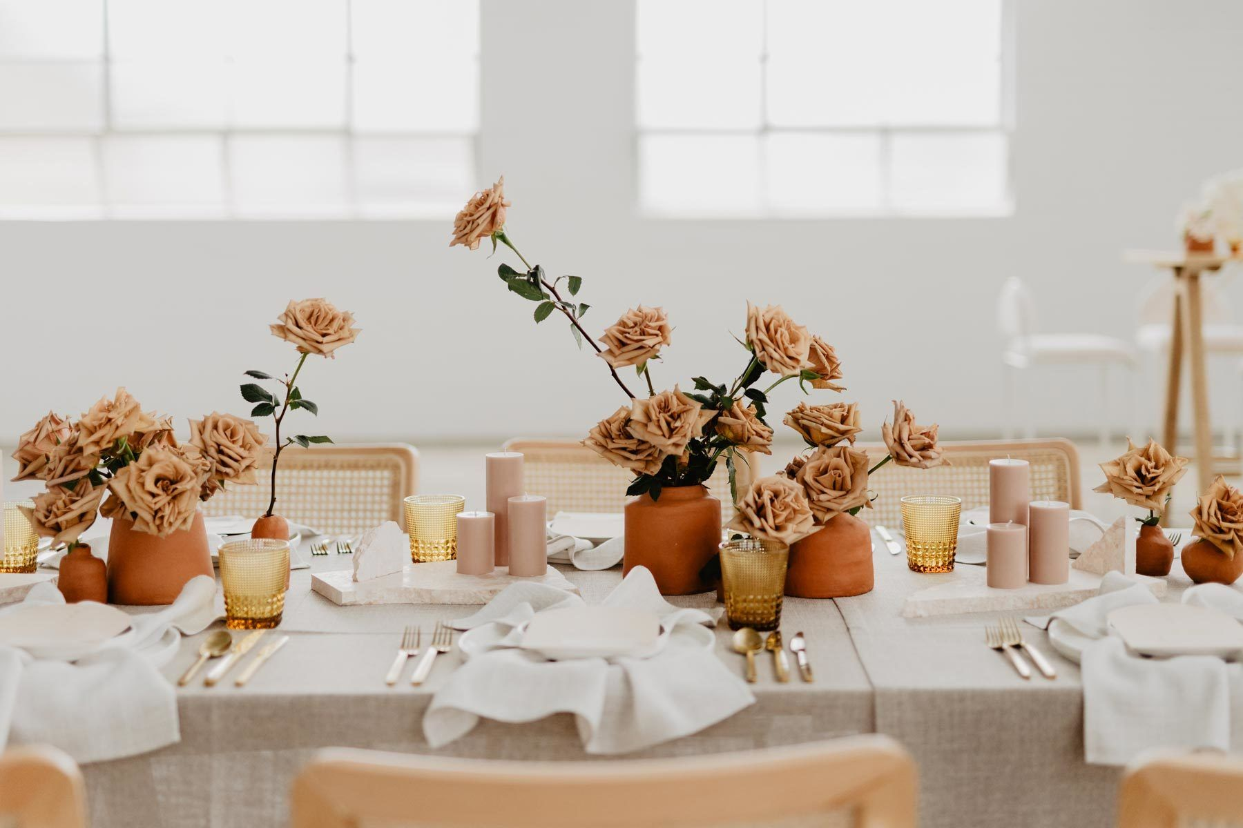 'Halcyon' – Richly Hued Autumnal Wedding Inspiration