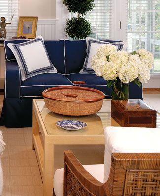 Basket Case Nantucket Home Hamptons Beach House Cottage