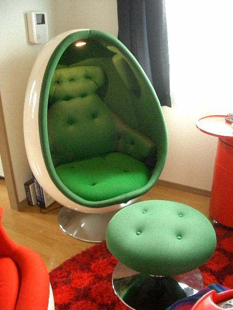 .ovalia Egg Chair