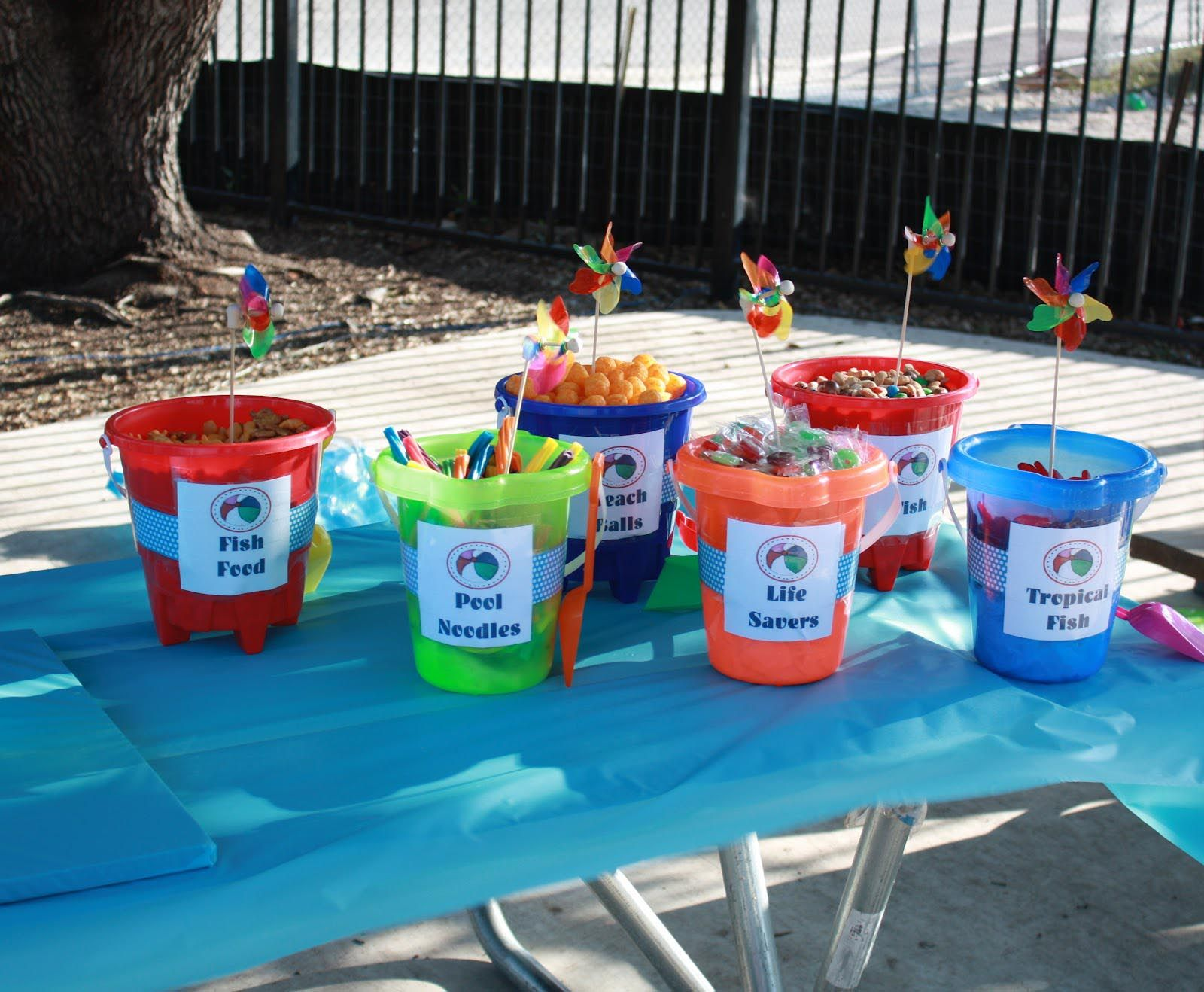 Pool Party Kids Ideas waterpalooza pool party ideas Pool Birthday Party Ideas