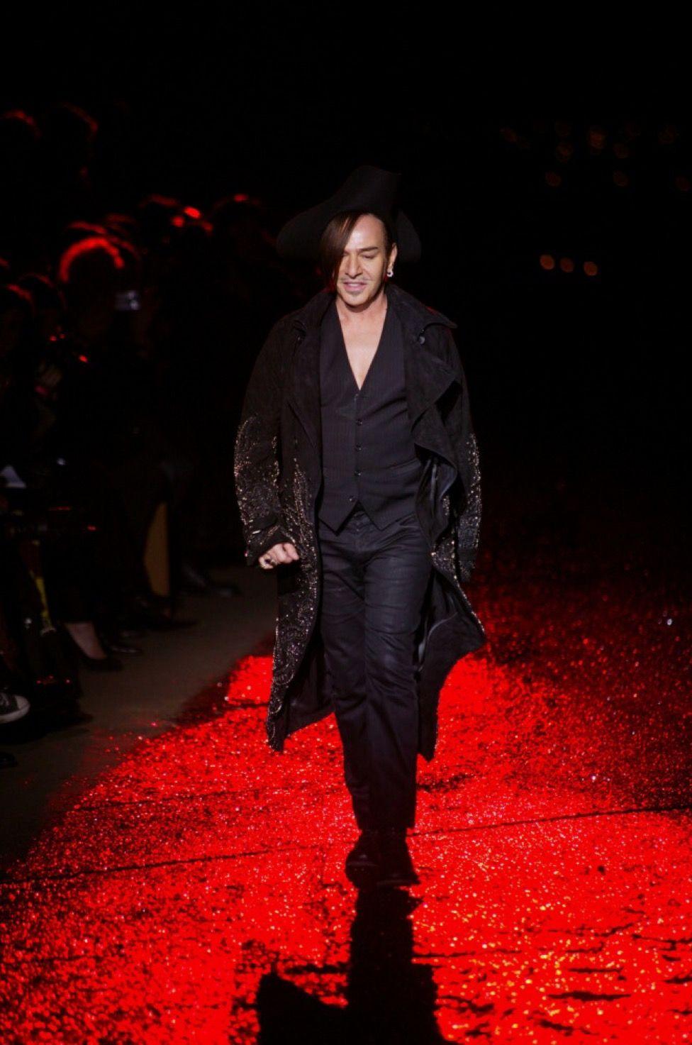 to wear - Galliano john interview in vanity fair video