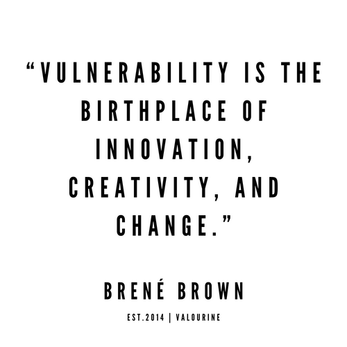 9     | Brené  Brown Quotes | 190524 | White Design Mini Art Print by Quotes And Sayings