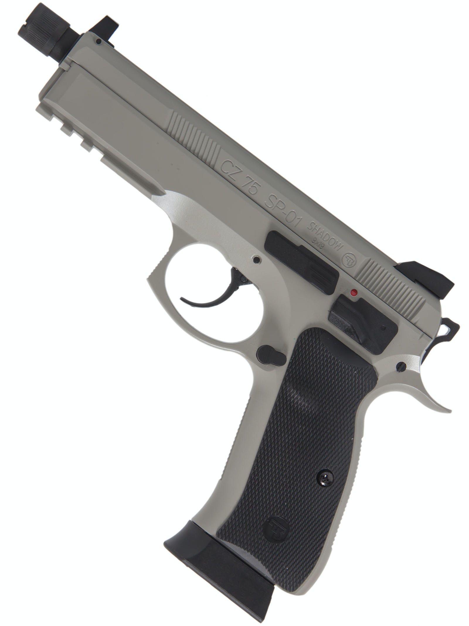 ASG CZ SP01 Shadow CO2 Blowback Pistol in 2020 Cz sp