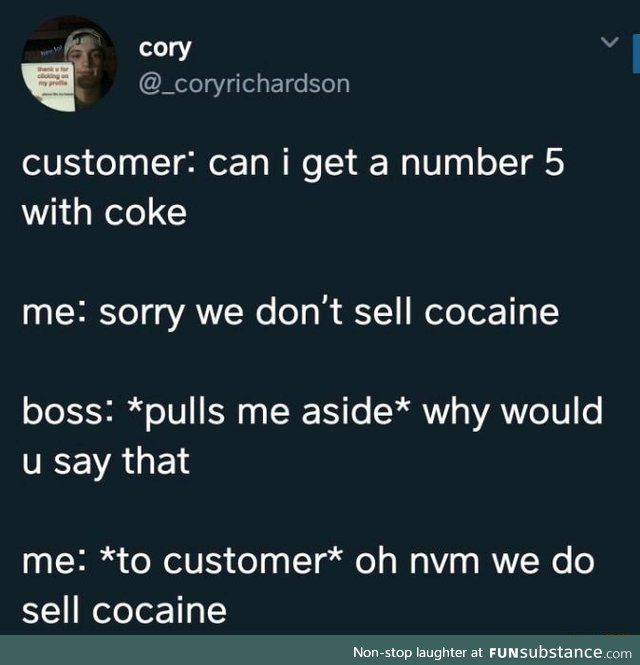 Why would you that - FunSubstance