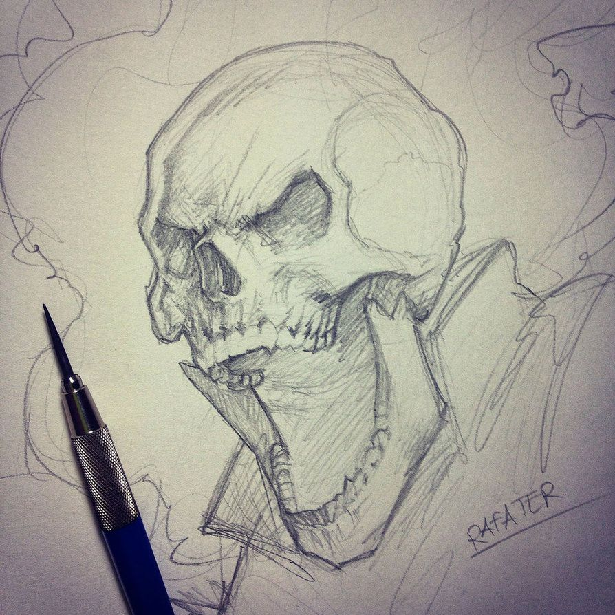 Ghost Rider Sketch Ghost Rider Drawing Ghost Rider Tattoo Sketches