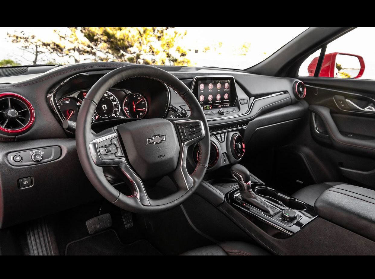 Chevy Blazer 2019 Interior Chevrolet Blazer Chevrolet Chevy