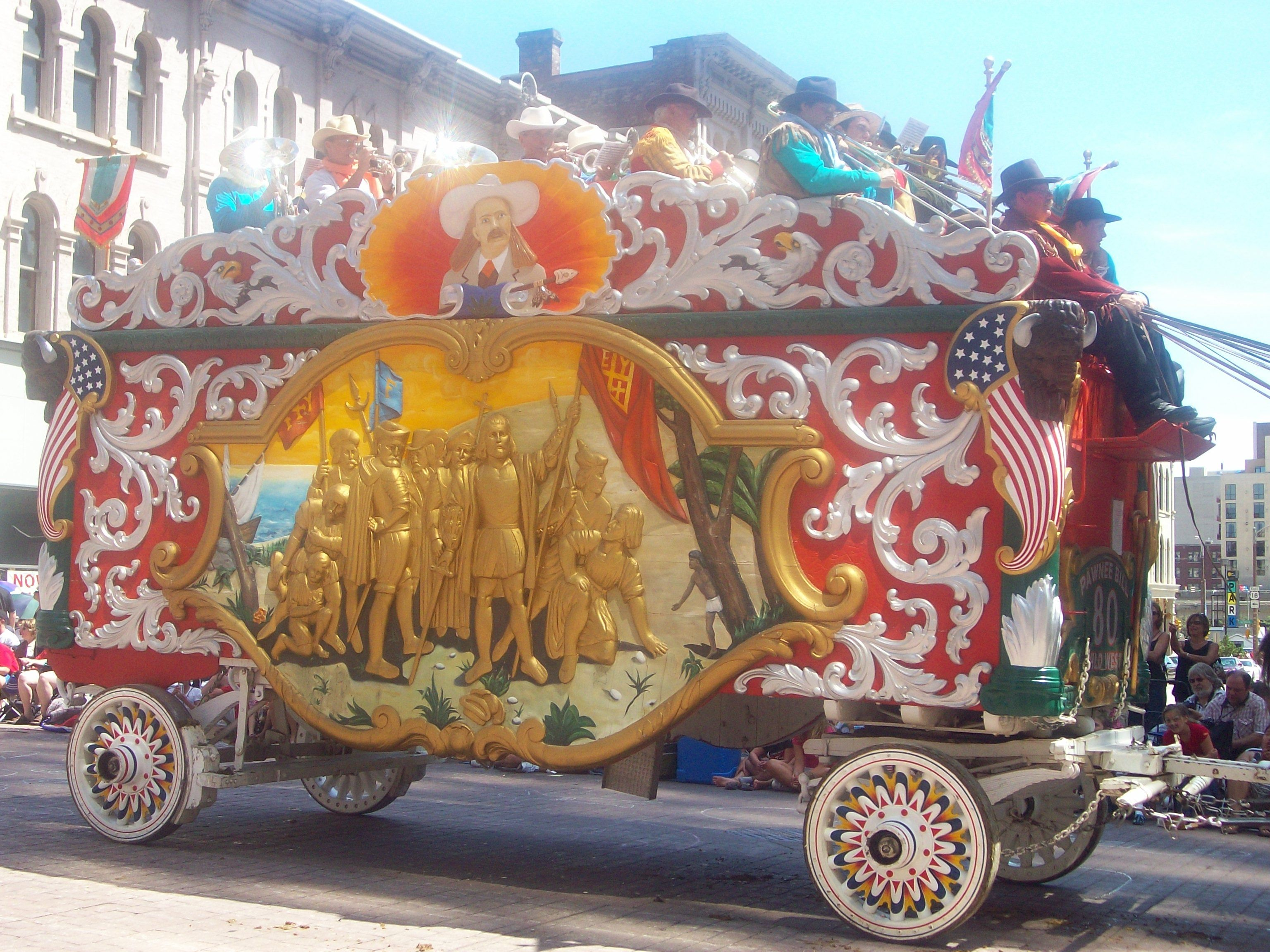 Great Circus Parade, Milwaukee, Wisconsin