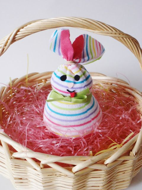 sock bunnies - bonecos de meia