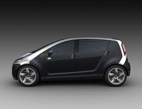 Think Global Car Concept Cars Hybrid Car