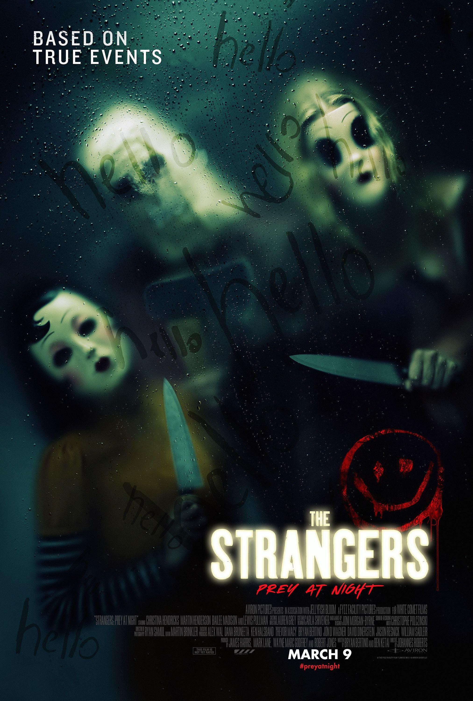 Strangers: Prey at Night (2018) [2025 x 3000]