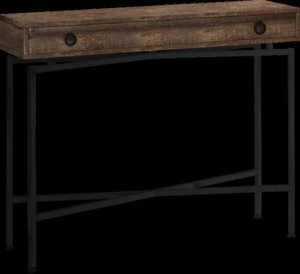 Altondale Brown Sofa Table In 2020 Contemporary Accent Tables Sofa Table Brown Sofa