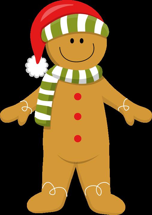 Picasa Web Albums Leila Moraes Christmas Gingerbread Men Christmas Magic Christmas Clipart