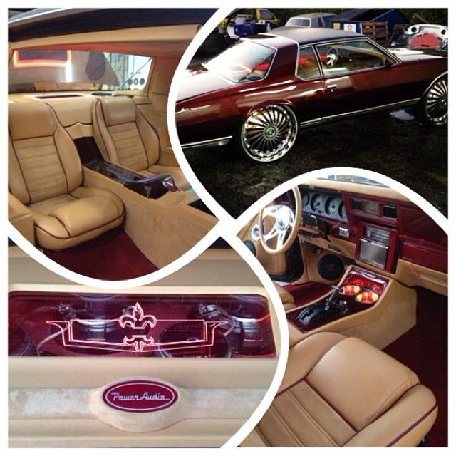 1979 caprice box chevy interior custom #poweraudio #boxchevy