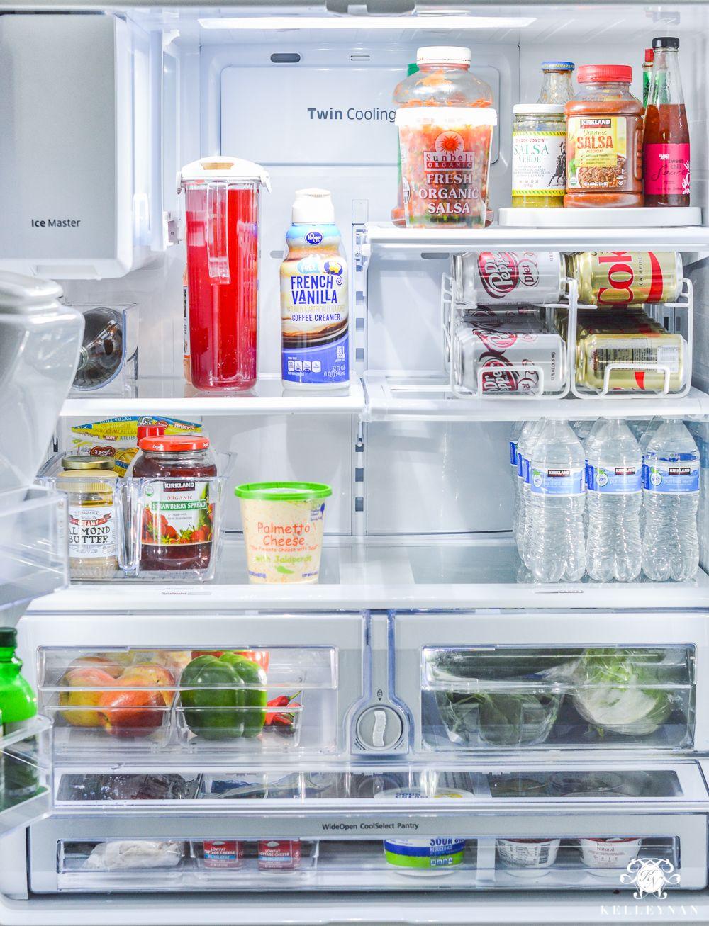 Refrigerator Organization and Best Ways to Organize the Fridge ...