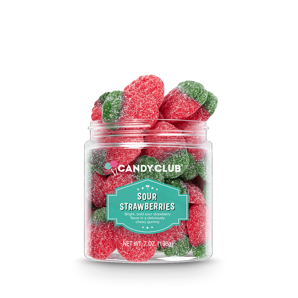 Photo of Sour Strawberries
