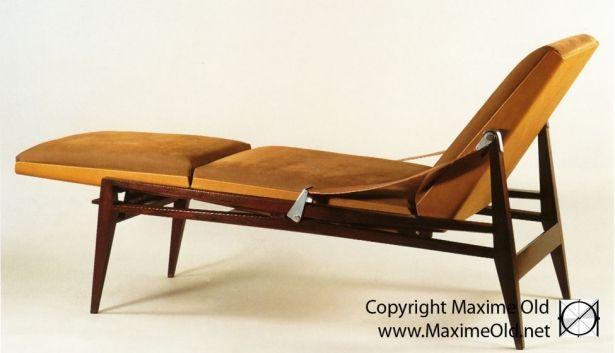 Décoratifs Arts Maxime Des Chaise Longue Musée OldDesign odCBWrxe