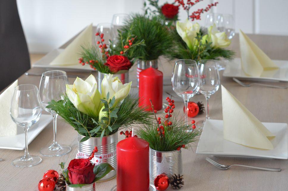 Weihnachtliche Tischdeko Selber Machen Eine Einfache Diy Idee Fur