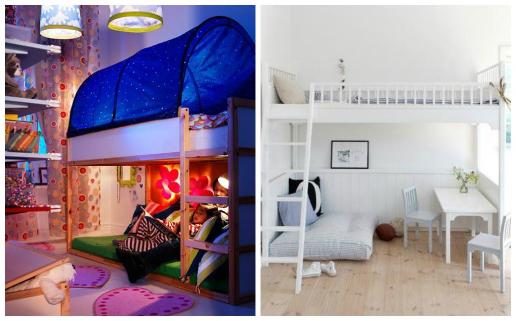 Ikea Lits A Deux Etages Google Search Chambre Enfant Idee