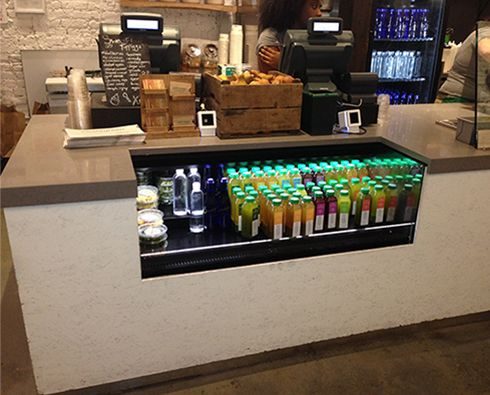 Display Ideas Food Service Structural Concepts Restaurant