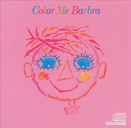 Barbra Streisand Color Me Barbra 1966 This Album Presents